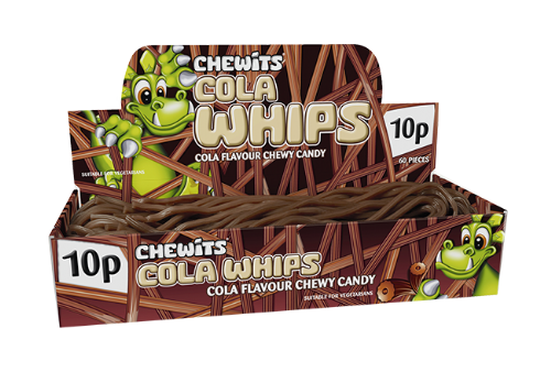 Chewits Cola Whips X5 (UK)